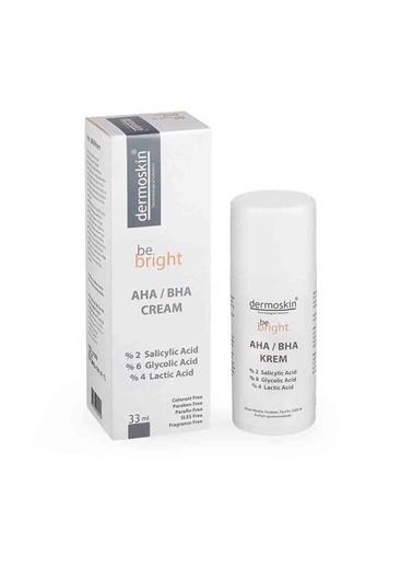 Dermoskin Dermoskin Leke Ve Ince Çizgileri Aydınlatmaya Yardımcı Krem Be Bright Aha / Bha Cream 33 Ml Renksiz
